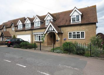 Thumbnail 6 bed detached house for sale in Church Street, Stilton, Peterborough