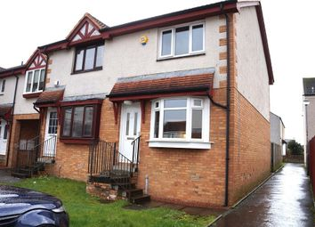 Thumbnail 2 bedroom terraced house for sale in 31, Culross Way, Moodiesburn, North Lanarkshire