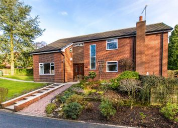 Thumbnail Detached house for sale in Greenvale, Shevington, Wigan