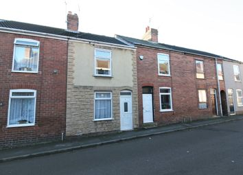 Thumbnail 2 bed terraced house for sale in Park Street, Chesterfield