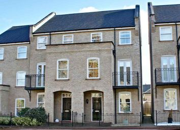 Thumbnail 3 bed town house for sale in Buckland Terrace, Sherfield-On-Loddon, Hook