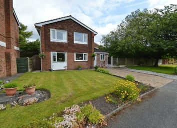 Thumbnail 5 bedroom detached house for sale in Marle Croft, Whitefield, Manchester