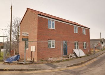 Thumbnail 3 bed detached house for sale in West Street, Hibaldstow, Brigg