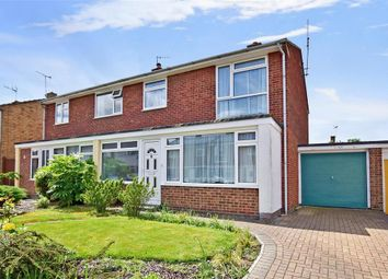 Thumbnail 3 bed semi-detached house for sale in Forest Road, Paddock Wood, Kent