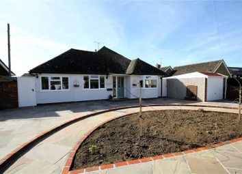 Thumbnail 3 bed detached bungalow for sale in Alderney Road, Ferring, Worthing