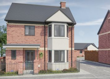 Thumbnail 3 bed detached house for sale in Station Road, Studley