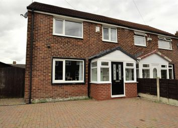 Thumbnail 3 bed semi-detached house for sale in Buckingham Drive, Dukinfield