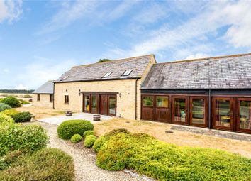 Thumbnail 4 bed detached house to rent in Mount Pleasant Farm, Buckland, Faringdon, Oxfordshire