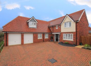 Thumbnail 5 bed detached house for sale in Horwood Close, Aston Clinton, Aylesbury