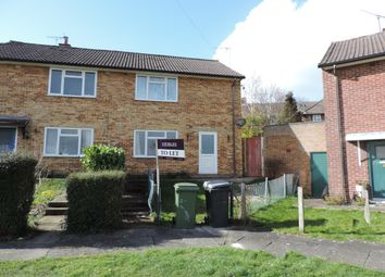 Thumbnail 4 bed semi-detached house to rent in Fox Lane, Winchester