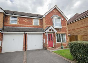 Thumbnail 3 bed semi-detached house for sale in Bissex Mead, Emersons Green, Bristol