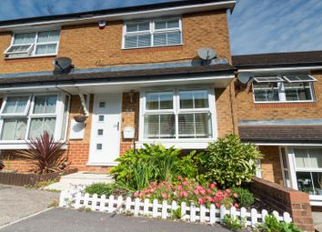 Thumbnail 2 bed terraced house for sale in Poultney Close, Radlett