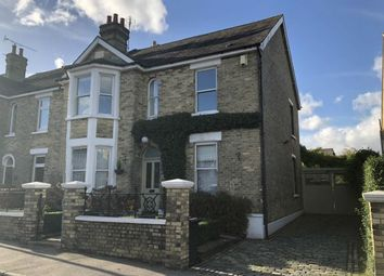 Thumbnail 4 bed semi-detached house to rent in Malling Road, Snodland