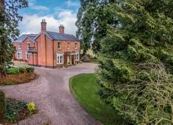 Thumbnail 4 bed detached house to rent in Wollerton, Market Drayton