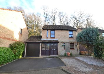 Thumbnail 4 bed detached house for sale in Rowhurst Avenue, Addlestone
