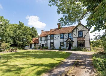 Thumbnail 5 bed detached house for sale in Nipsells Chase, Mayland, Chelmsford