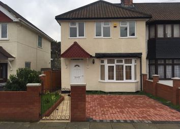 Thumbnail 5 bed terraced house to rent in Tokyngton Avenue, Wembley