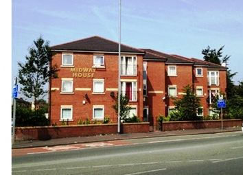 Thumbnail 2 bedroom flat for sale in Midway House, 409 Cheetham Hill Road, Manchester