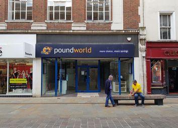 Thumbnail Retail premises to let in 60 Whitefriargate, Hull