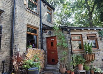 Thumbnail 2 bed cottage for sale in Chapel Street, Luddenden, Halifax