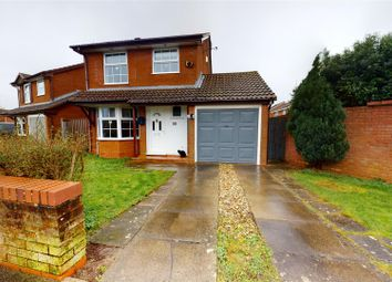 Thumbnail 3 bed detached house for sale in Nightingale Way, Westfield, Radstock