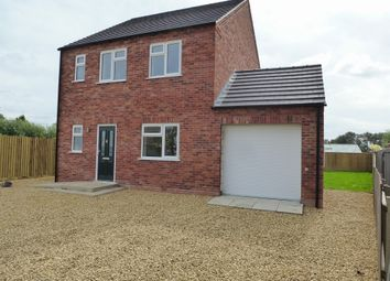 Thumbnail 3 bedroom detached house for sale in Fen Road, Newton, Wisbech
