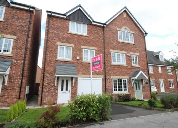 Thumbnail 4 bedroom semi-detached house for sale in Murray View, Middleton, Leeds
