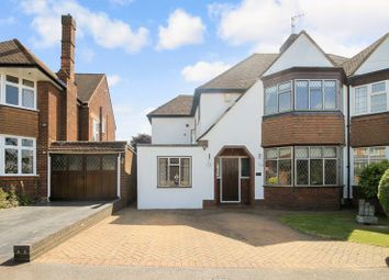 Thumbnail 4 bed semi-detached house to rent in Marston Gardens, Luton