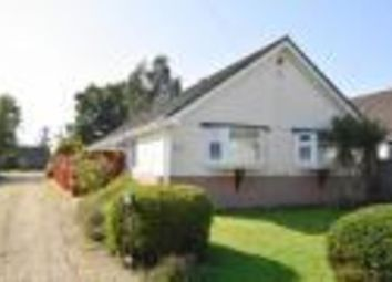 Thumbnail 3 bed detached bungalow for sale in Hilltop Road, Ferndown
