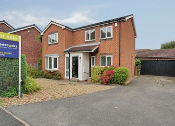 Thumbnail 4 bedroom detached house for sale in Laxton Garth, Kirk Ella, Hull