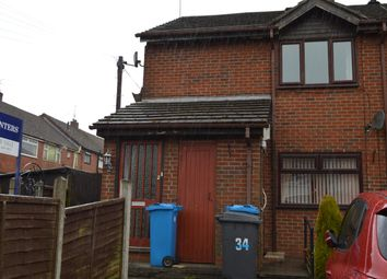 Thumbnail 1 bed flat for sale in Avon Street, Hathershaw, Oldham