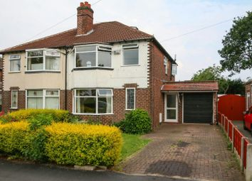 Thumbnail 3 bed semi-detached house to rent in Sylvan Avenue, Timperley, Altrincham