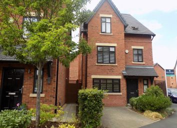 Thumbnail 4 bed detached house to rent in The Moorings, Worsley