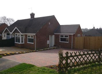 Thumbnail 2 bedroom semi-detached bungalow for sale in Malvern Grove, Northampton