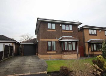 Thumbnail 3 bed detached house for sale in Rockbourne Close, Hindley, Wigan