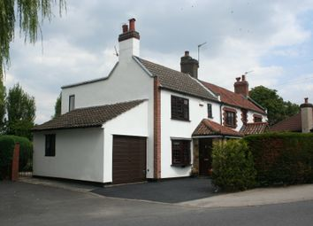 Thumbnail 2 bed cottage for sale in Moorgreen, Newthorpe