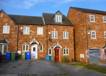 Thumbnail 3 bedroom town house to rent in Sherwood Road, Harworth, Doncaster
