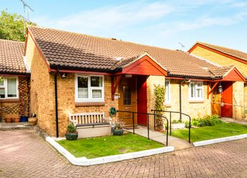 Thumbnail 2 bed terraced bungalow for sale in Braziers Field, Hertford