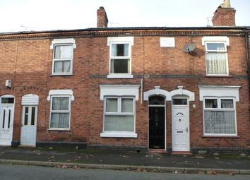 Thumbnail 2 bed terraced house to rent in Rigg Street, Crewe, Cheshire