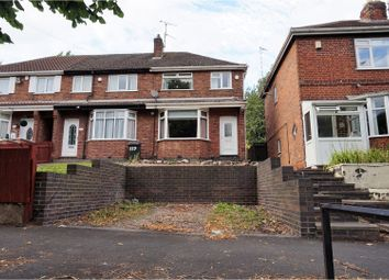 Thumbnail 3 bedroom semi-detached house for sale in Anstey Lane, Leicester