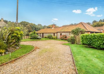 Thumbnail 4 bedroom barn conversion for sale in Main Road, Sidestrand, Cromer