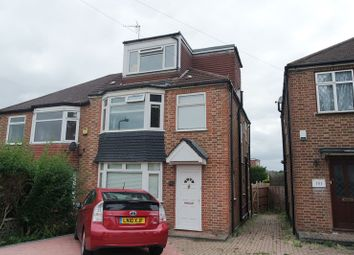 Thumbnail 4 bed property to rent in Sherrards Way, Barnet