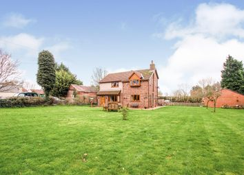 4 bed detached house for sale in Woodsetts Road, Gildingwells, Worksop S81