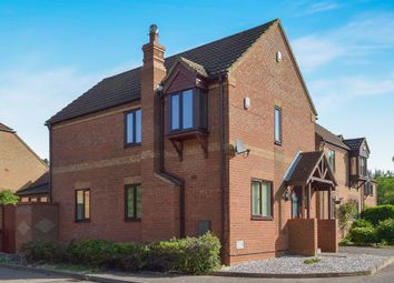 Thumbnail 3 bed link-detached house for sale in Shuttleworth Grove, Wavendon Gate, Milton Keynes
