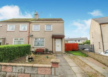 Thumbnail 2 bedroom semi-detached house for sale in Brebner Crescent, Aberdeen