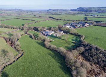 Thumbnail 4 bed barn conversion for sale in Llandyfrydog, Llannerch-Y-Medd, Anglesey