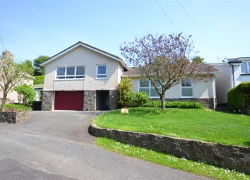 Thumbnail 4 bed detached bungalow for sale in Neyland Vale, Neyland, Milford Haven