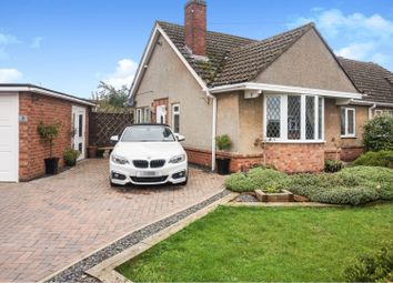 Thumbnail 2 bed bungalow for sale in Eastern Close, Kingsthorpe, Northampton