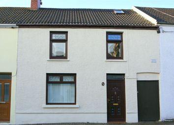 Thumbnail 3 bed terraced house for sale in Station Street, Maesteg, Mid Glamorgan
