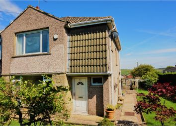 Thumbnail 3 bed semi-detached house for sale in Illingworth Avenue, Halifax